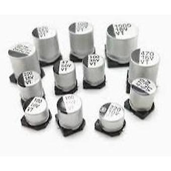 Elektrolitikus kondenzátor alumínium