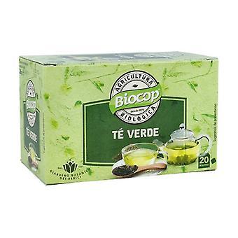 Grönt te 20 enheter