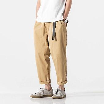 Cargo Pants's, Plus-size Loose Harem Wide Leg Pant, Ankle-length Sweatpants