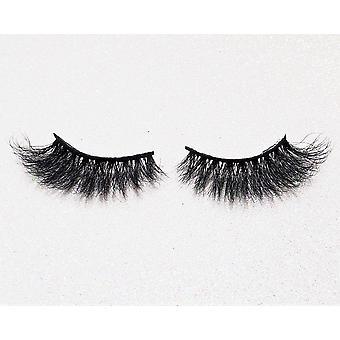 """natural Cutie"" - Diamond Premium Mink 3d Eye Lashes"