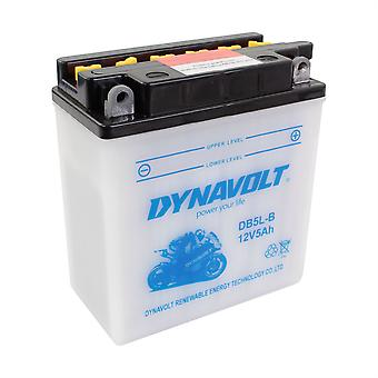 Dynavolt CB5LB High Performance Battery With Acid Pack