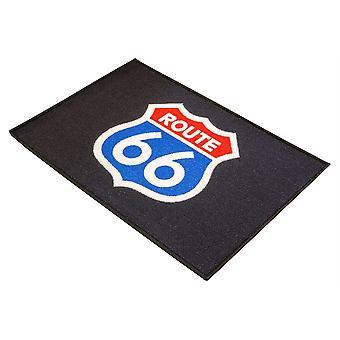 BikeTek Serie 3 Route 66 Türmatte 90 X 60cm