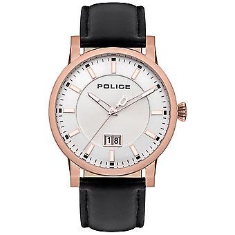 Mens Watch המשטרה PL15404JSR.04, קוורץ, 46mm, 5ATM