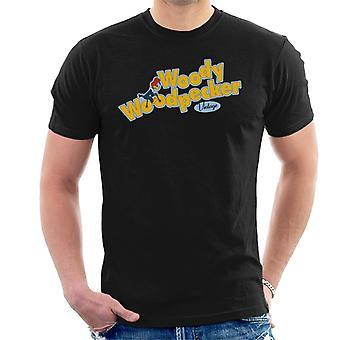 Woody Woodpecker Vintage Men's Camiseta