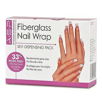 ASP Fibreglass Nail Wrap Self-Dispensing Pack