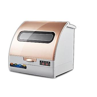 Full-automatic Dishwasher Domestic Desk Type, Mini Air Drying Intelligent