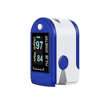 Finger Tip Pulse Oximeter Blue