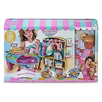Baby doll with accessories nenuco boutique famosa (35 cm)