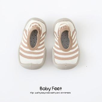 Spring Autumn Baby Baby Floor Sock Shoes With Soft Rubber