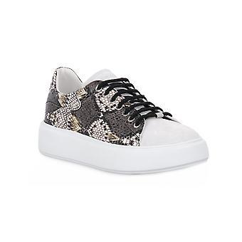 Frau black nappa shoes