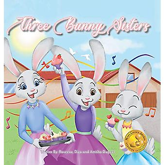 Three Bunny Sisters by Raveena Duggal - 9780228818533 Book