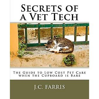 Secrets of a Vet Tech - The Guide to Low Cost Pet Care when the Cupboa