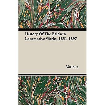 Geschiedenis van de Baldwin Locomotive Works