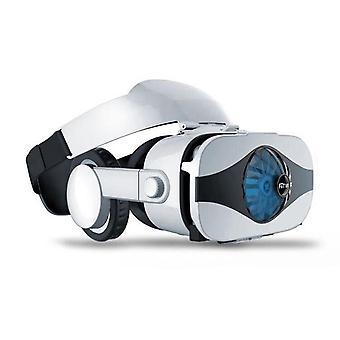 3D vr gafas casco vr gafas casco de realidad virtual para ios android smartphone gafas 3d lentes wite control handle