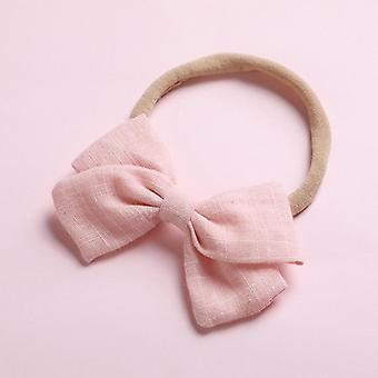 Baby Headband Cotton, Kids Thin Elastic, Headband Soft Hair Accessories