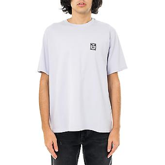 Men's obey organic icon ss knit T-shirt 131030111.lil