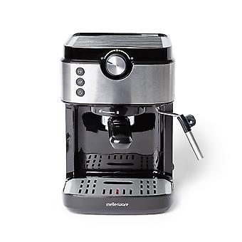 Mellerware Bari Legend programmeerbare espressomachine 20 bar en extracream filter