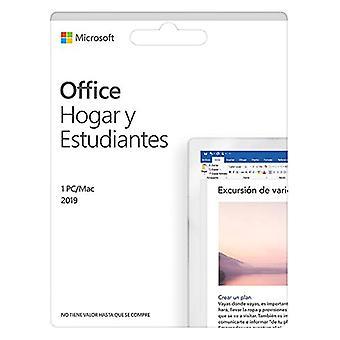 Microsoft Office 2019 Home & Student Microsoft 79G-05166 (Spanish)