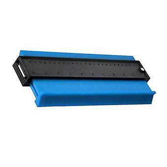 5 tuuman monitoiminen muovi ääriviivat mittari sininen