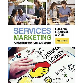 Services Marketing - Concepts - Strategies - & Cases (5th Revised edit