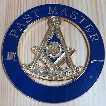 Past master car emblem
