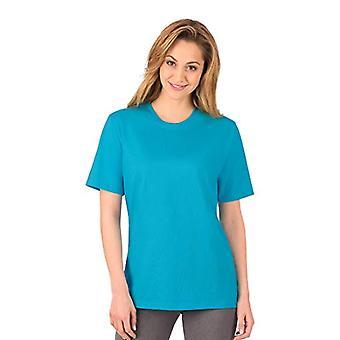 Trigema 536202 T-Shirt, Azzurro, XXL Women