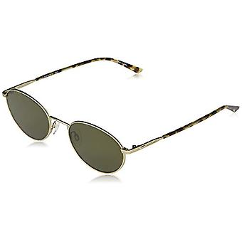 Calvin Klein Ck20317s-717 Glasses, Satin Gold/Solid Cargo, 54-20-145 Men's