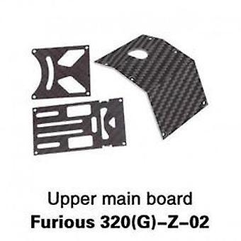 Wütend 320 (G) - Z - 2 Upper-Hauptplatine