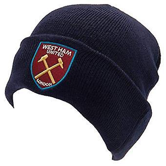West Ham United FC Manchet Beanie