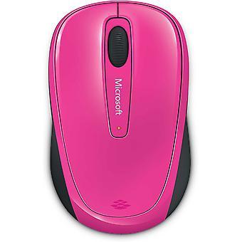 Mouse móvil inalámbrico de Microsoft: rosa