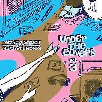 Matthew Sweet &Susanna Hoffs - Under The Covers Vol 3 Vinilo Azul