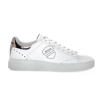 Blauer Kendall KENDALL01LEAWHI universal all year women shoes