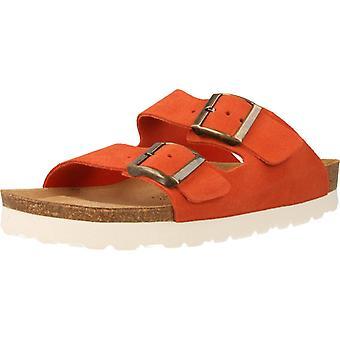 Sandales jaunes Ottawa Color Orange