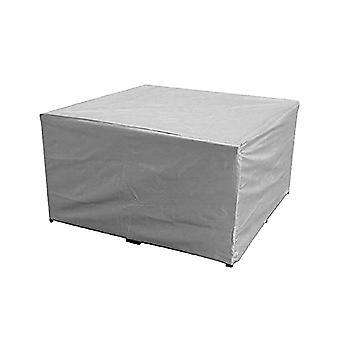 Garden Waterproof Cover Chair Table Dustproof Cover Courtyard Waterproof Cover Silver Dustproof Cover