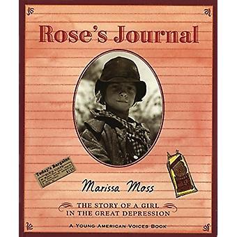 Roses Journal av Marissa Moss & Moss