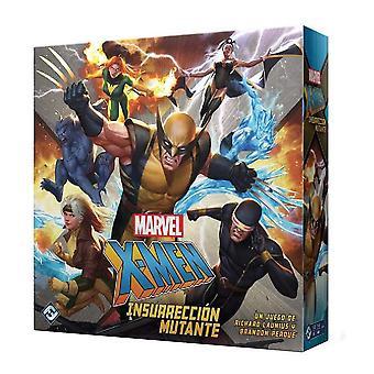 Board game X-Men: Mutant Insurrection (ES)