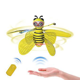 Aviones de inducción de abejas detección infrarroja 8 minutos tiempo de lucha