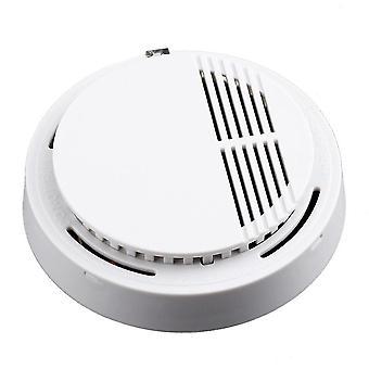 Tailiqi 9v Dc Room Fire Alarm Wireless Smoke Detector