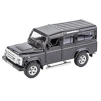 Diecast Vedä takaisin auto lelut seos simulaatio maasturi auto malli
