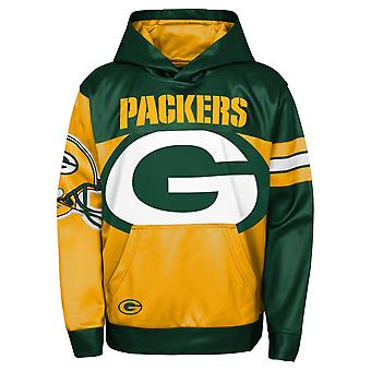 Kids NFL Sublimated Hoody - GOAL Green Bay Packers