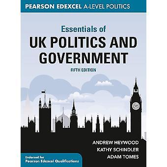 Elementi essenziali della politica e del governo del Regno Unito