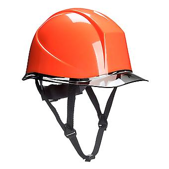 Portwest Herren Skyview Schutzhelm Orange One Size Orange