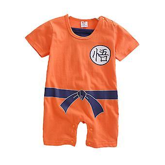 Bébé Bébé Garçons Filles Super-héros Romper Combinaison Fantaisie Costume Tenue