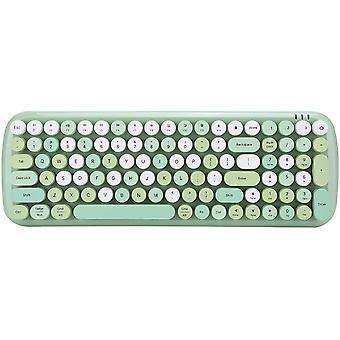 Mechanická klávesnice Bluetooth 5.1