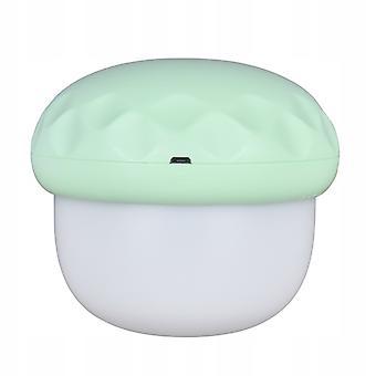 Pilz Projektion Atmosphäre Lampe im Schlafzimmer Bett (grün)