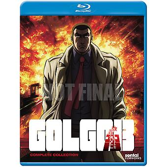Golgo 13: Complete Collection [BLU-RAY] USA import