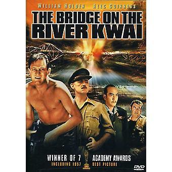 Silta Kwai-joen [DVD] Yhdysvallat tuoda