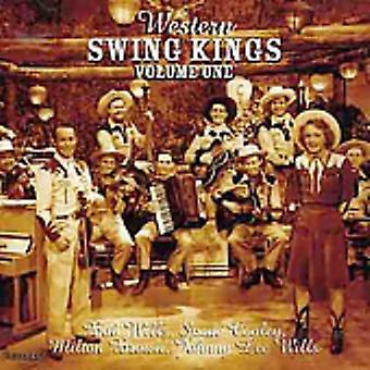 Western Swing Kings - Vol. 1-Western Swing Kings [CD] USA import