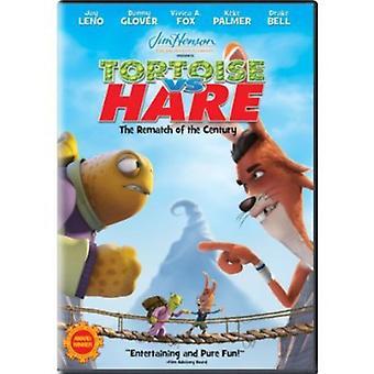 Tortoise vs. Hare [DVD] USA import