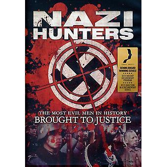 Nazi Hunters [DVD] USA import